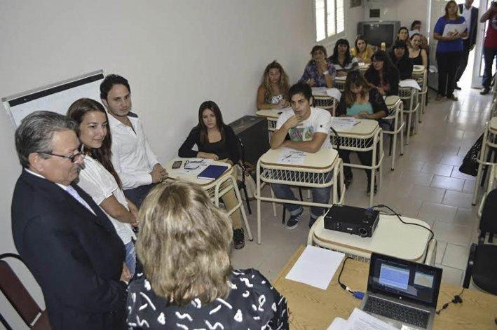 El curso abarca al personal de todos los ministerios