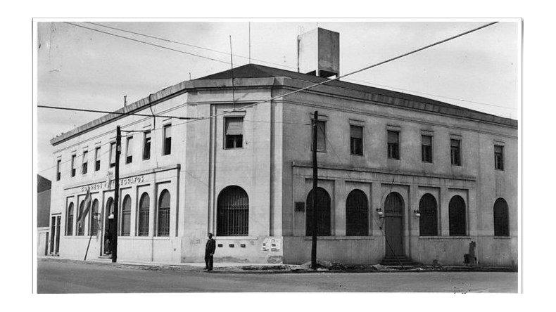 En el histórico edificio funcionaron Correos y Telégrafos