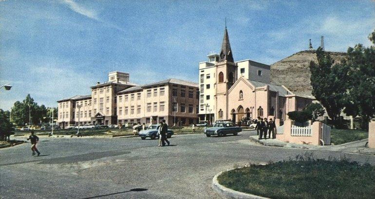 Colegio Dean Funes