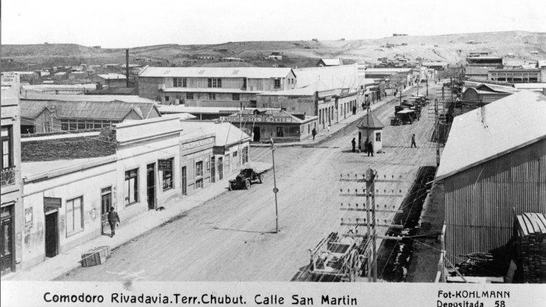 Comodoro: 115 años de historia y trabajo
