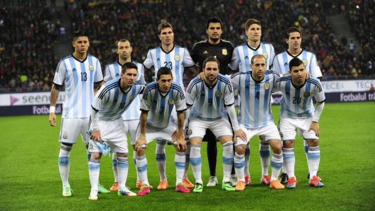 Ya está el nuevo modelo de camiseta que utilizará la selección en la Copa América Centenario