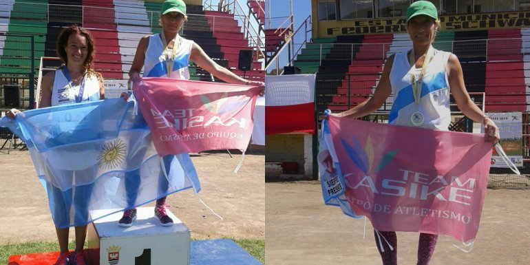 Calderero se consagró campeona sudamerica en Chile