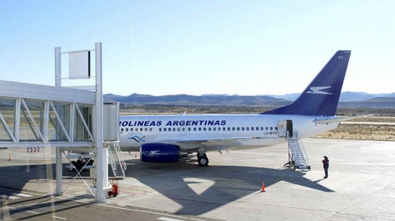 Senadores reclamaron por el freno en las obras del aeropuerto