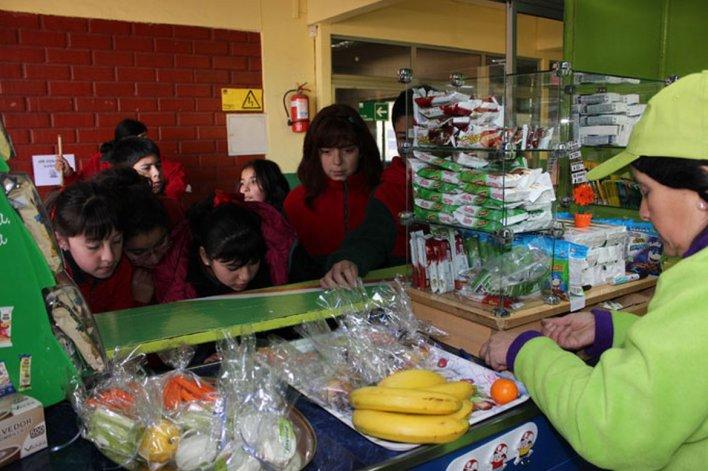Escuelas deberán contar obligatoriamente con kioscos saludables