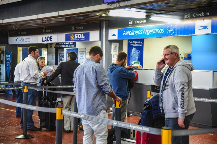Ayer se ratificó que no habrá obras de ampliación en el aeropuerto local porque Nación no destinó presupuesto.