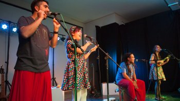 risotada brindara un show a beneficio del area de pediatria del regional
