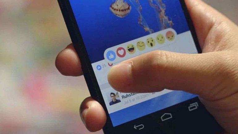 Me alegrao Me enoja ¿Tenés los nuevos botones de Facebook?