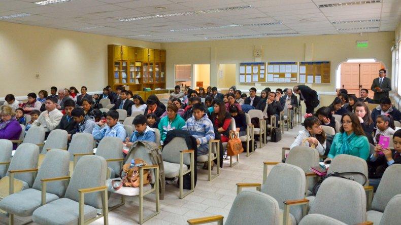 El domingo se concretará la asamblea de circuito de los Testigos de Jehová