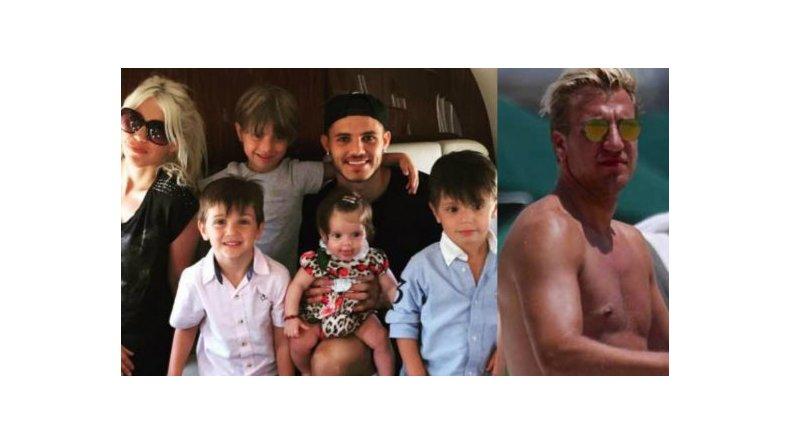 Wanda Nara le respondió a Maxi López: le hace mal mi felicidad y la de mis hijos