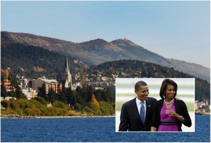 ¿Obama visitará la Patagonia en Semana Santa?