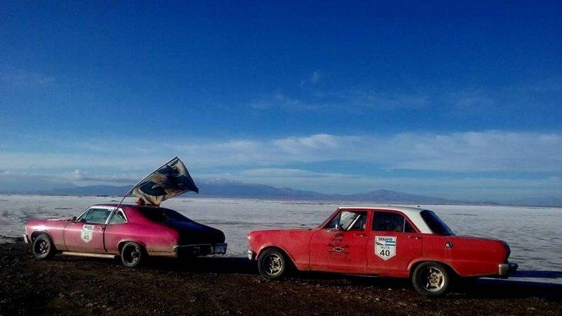Fierrero comodorense viaja para unir La Quiaca y Ushuaia