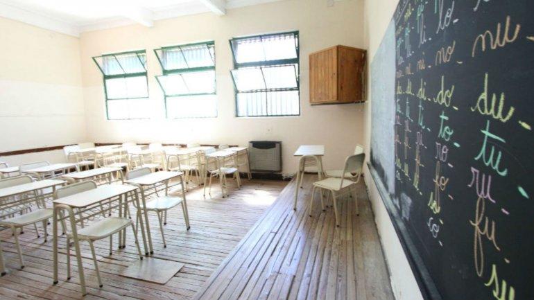 Hay 43 cargos de grado sin cubrir: si no hay maestros, no hay clases