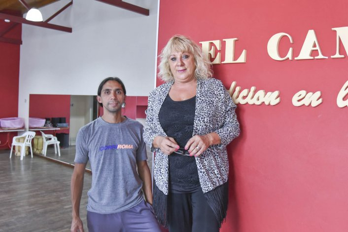 Nazareno Valverdi y María Juana Cereceda invitan a participar de un nuevo ciclo lectivo de El Camaruco.