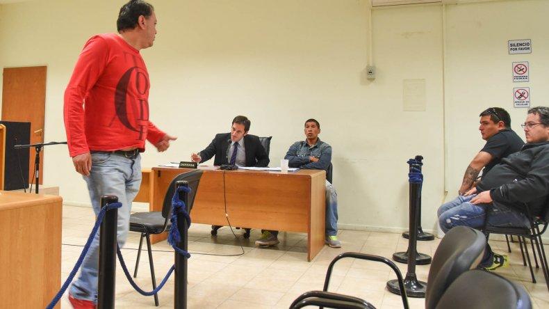 Marcos Trompa Gallardo fue absuelto