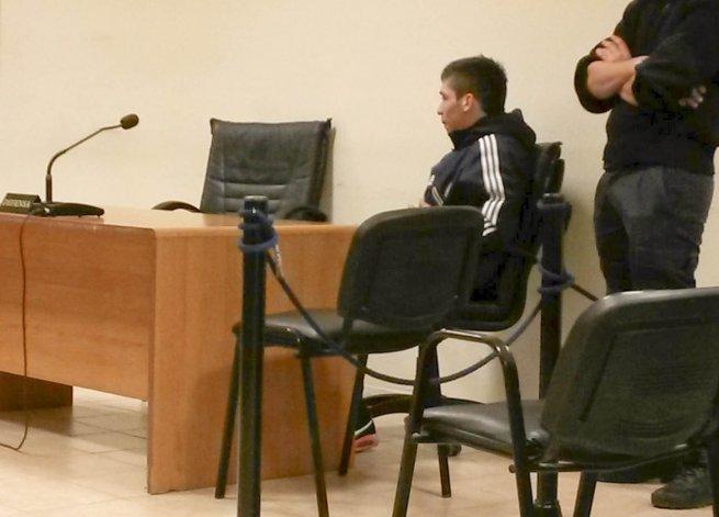 Mario Chini estuvo detenido un par de horas y en la audiencia la juez Raquel Tasssello lo benefició con el arresto domiciliario.