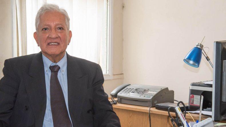 El agente inmobiliario Víctor Zegarra hizo su lectura de lo que vendrá en Comodoro.