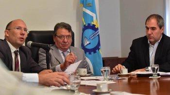 A primera hora, los ministros Menchi, Cisterna y Oca dieron sus argumentos.