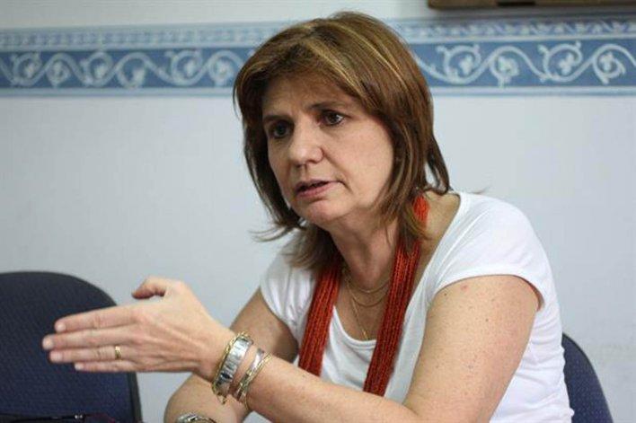 La ministro de Seguridad acordó con la Administración para el Control de Drogas de EE.UU. reforzar el trabajo sobre el narcotráfico.
