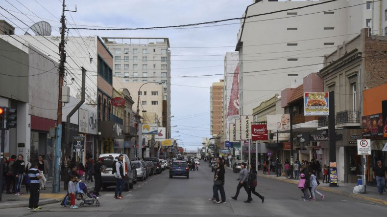 Varias cuadras de la San Martín se convertirán esta tarde en peatonal.