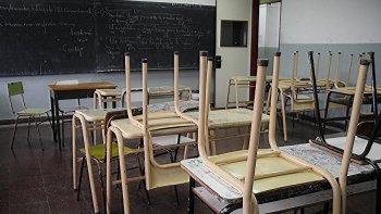 El gremio docente rechazó la conciliación obligatoria y ratificó el paro que había anunciado para mañana.