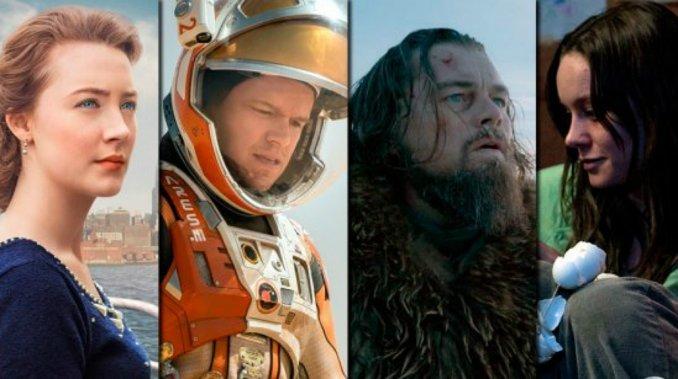 Mirá la lista de nominados a los Oscars