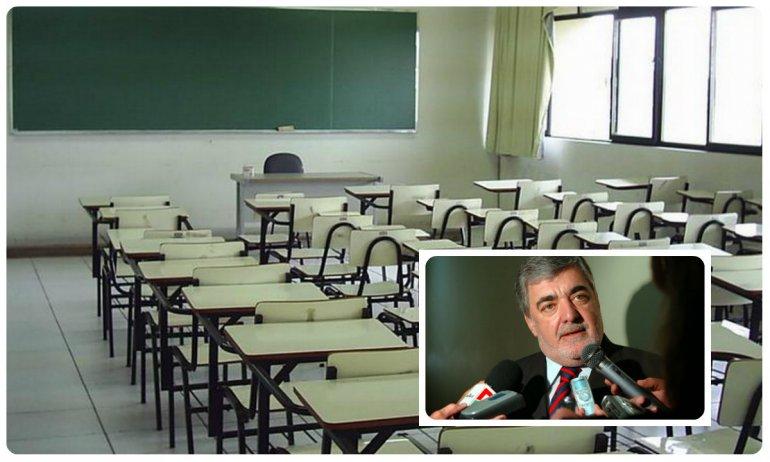 Para Educación el paro de ATECh tuvo un 19,3% de acatamiento