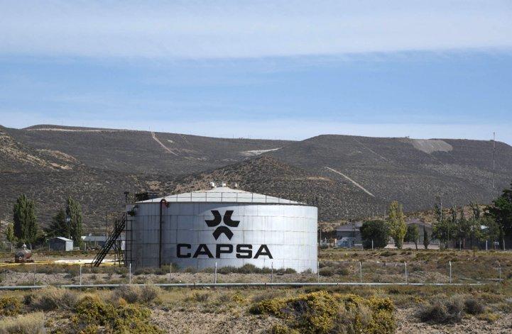 CAPSA invertirá este año 200 millones de dólares en el yacimiento Diadema.
