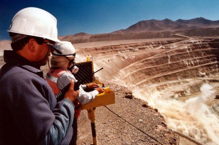 El consumo de agua para minería no supera el  1% en Argentina