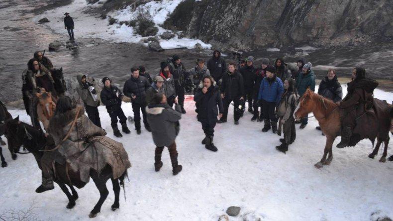 Tierra del Fuego despierta un boom turístico tras aparecer en El Renacido
