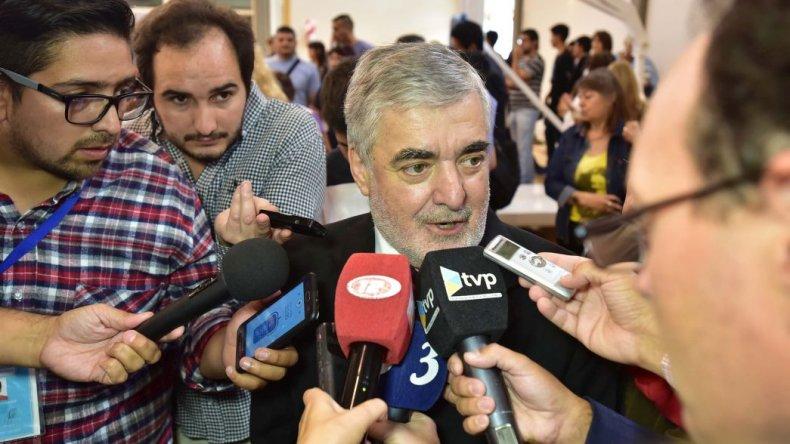 Das Neves espera que Macri anuncie mañana entre cuatro o cinco obras concretas