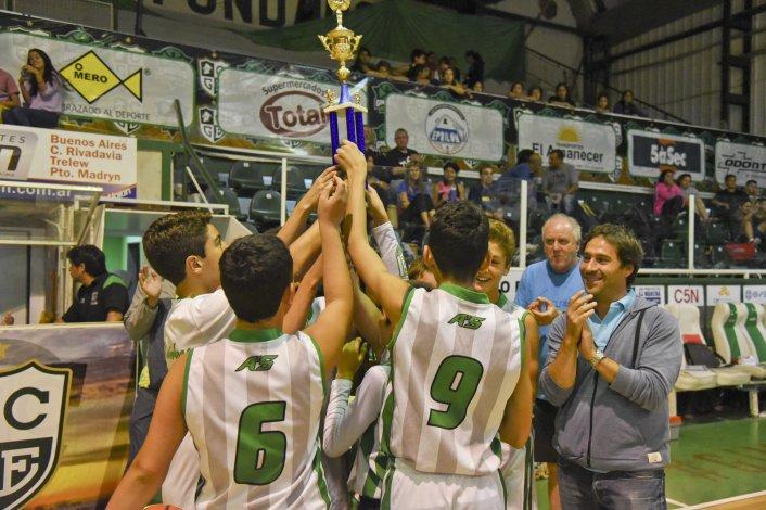 El torneo Aniversario Comodoro  Rivadavia finalizó con total éxito
