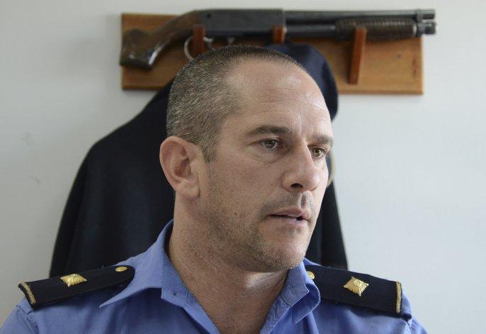 El comisario Cristian Sartor fue pasado a disponibilidad por seis meses