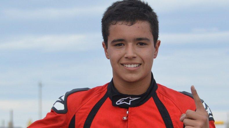 Francisco Iparraguirre se llevó el 1 en el arranque de la temporada 2016 del kárting.