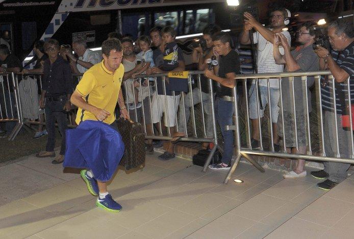 Rodolfo Arruabarrena dejó ayer de ser DT de Boca Juniors.