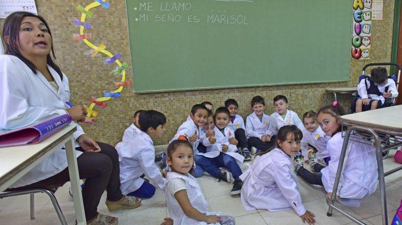La medida de fuerza tuvo un dispar acatamiento en las distintas regiones educativas de Chubut.