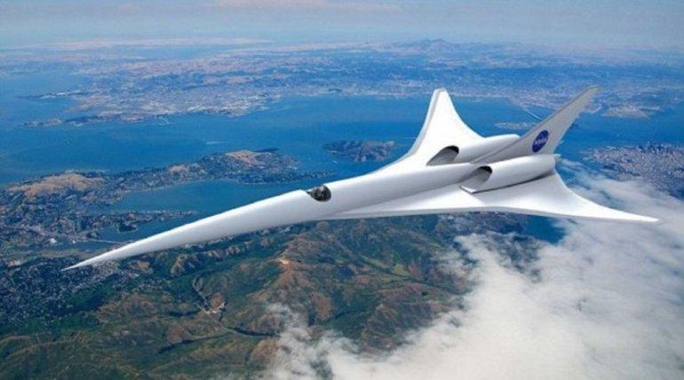 Crearán un avión que viajaría a la velocidad del sonido