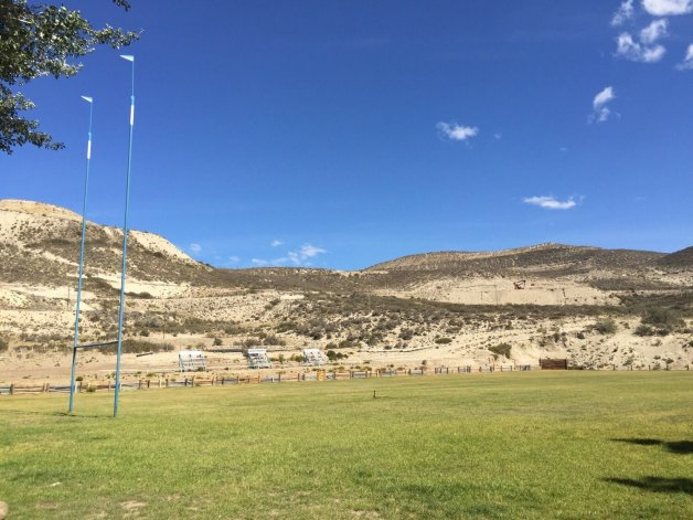 Chenque Rugby Club cumple 45 años de vida