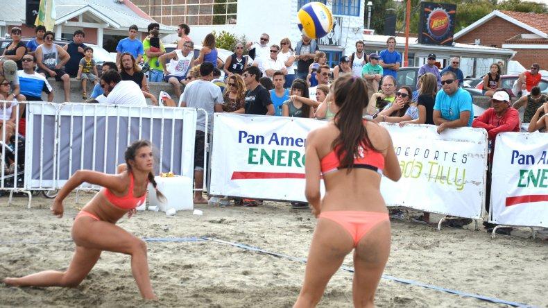 Por tercer año consecutivo llegará el beach vóley a Rada Tilly.