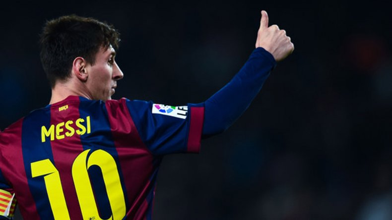 El crack Lionel Messi aseguró que lo tiene sin cuidado las críticas de la prensa argentina.