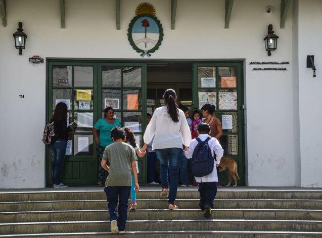 En Comodoro Rivadavia ayer las clases se desarrollaron con normalidad en los niveles Inicial y Primario.