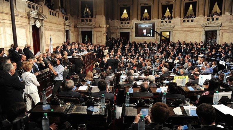 La oposición aseguró que el discurso fue violento y provocador.