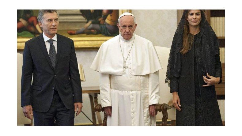 Michetti: me dolió no verlo al Papa con una sonrisa