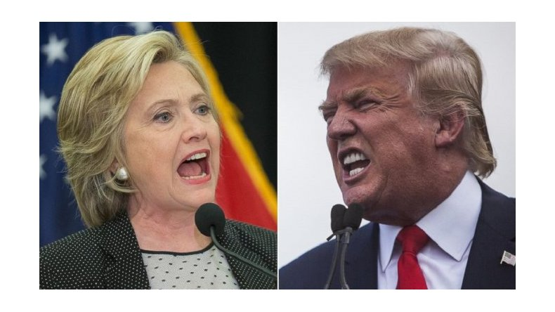 Hillary y Trump se consolidan como favoritos tras el Súper Martes