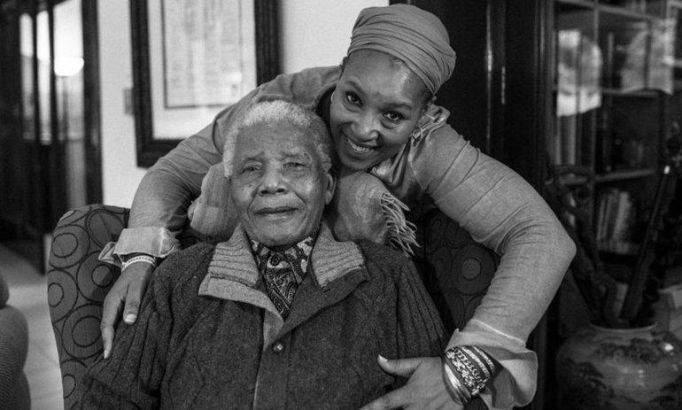 La hija de Nelson Mandela visitará Comodoro y Rada Tilly en abril