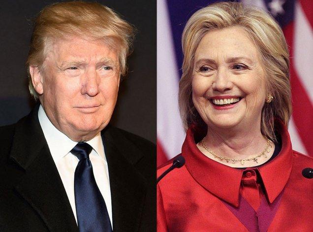 Los candidatos tienen camino despejado para competir por la presidencia de EE.UU.
