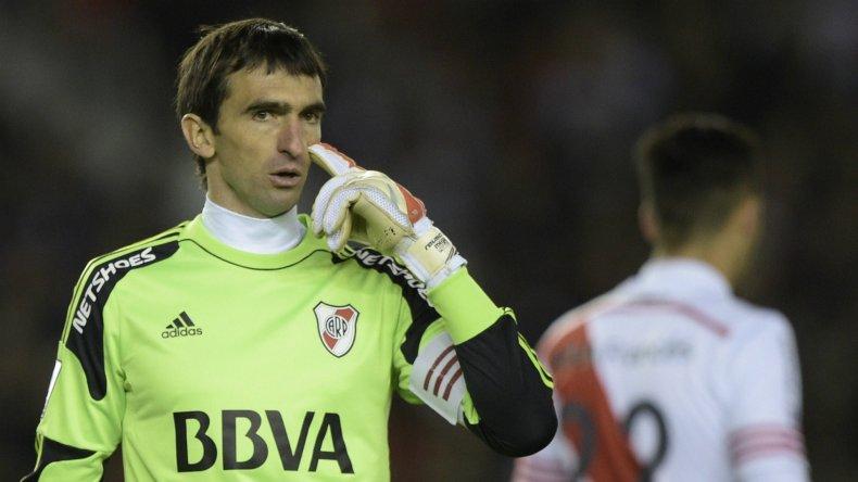 Marcelo Barovero advirtió que existe un margen para seguir en River.