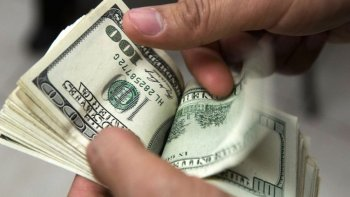 el dolar subio cuatro centavos