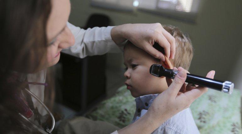 Salud auditiva de los niños
