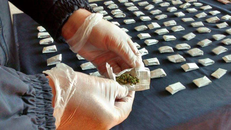 El chileno que traficaba droga a pie en la frontera será expulsado de la Argentina
