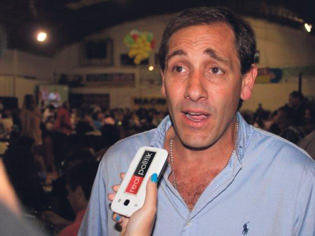 El intendente de La Plata